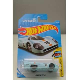 Hot Wheels Porsche 917 Gulf
