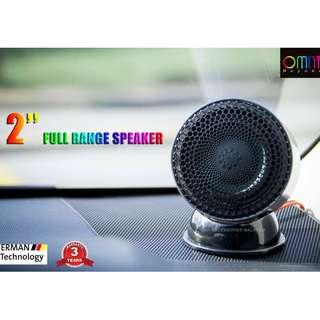 """2"""" Full Range Omni Beyond Speaker"""