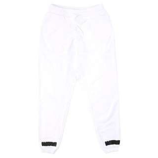 OFF-WHITE BRUSHED DIAGONALS PANTS