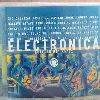 Various Artist Electronica