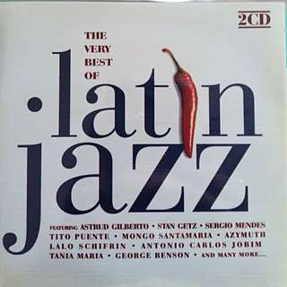 Various Artist Latin Jazz