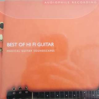 Various Artist Guitars