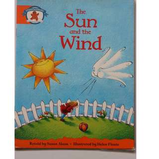 Children's Book : The Sun & the Wind