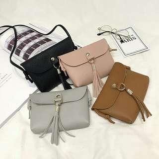 Tassel Sling Bag korean