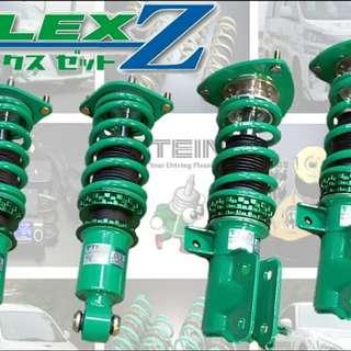 本田 Accord CL7 CL9 專用全新 Tein Flex Z 絞牙避震