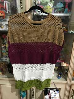 BIG SIZE 🔴 Crochet Tops