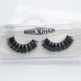 3D11 Mink False Lashes