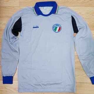 Diadora Italy Goalkeeper Jersey/ Shirt