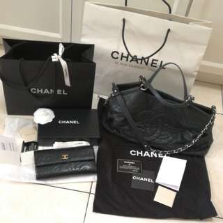 CHANEL COMBO SET 100% AUTHENTIC