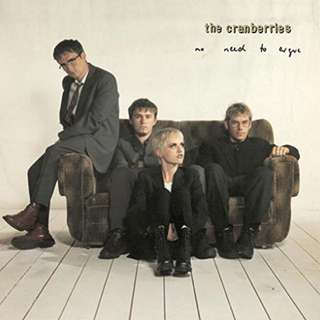 The Cranberries - No Need To Argue (Turquoise Vinyl)