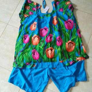 Baju batik cwek