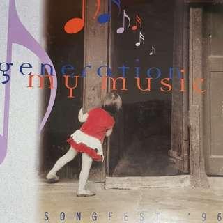 "Collector item-Unpack LD ""SONGFEST'96"""