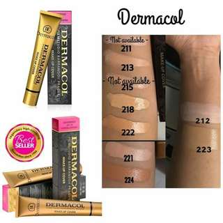 Dermacol Makeup Cover