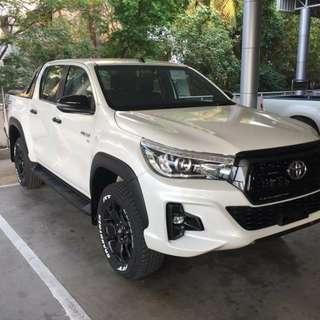 Toyota Hilux Revo Rocco 2.8L
