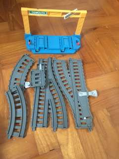 Thomas Train Tracks
