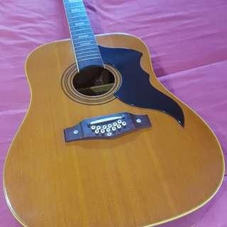 EKO Ranger XII Acoustic Guitar