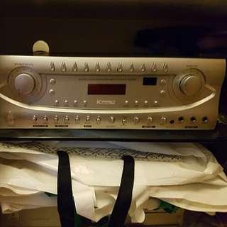 KPRO Karaoke system