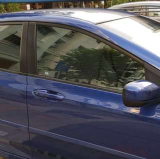 Honda City 5th Gen 2008-2012 Magnetic sunshade