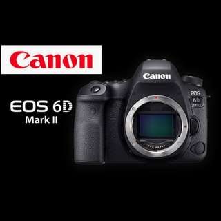 Canon EOS 6D MKll Body Only