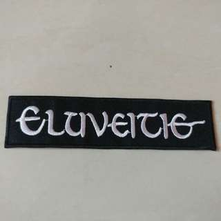 Eluveitie - Logo Woven Patch Band Merch