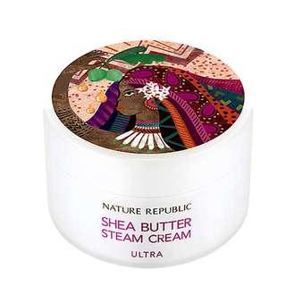 Shea Butter Steam Cream - Ultra
