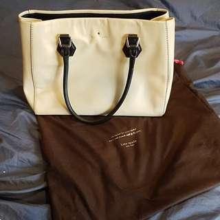 Kate Spade Beige Coloured Handbag