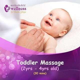 Toddler Masage
