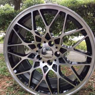 18in PCD 5-112 Gravity Casting Lightweights Rims On Sale