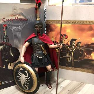 ACI Toys warriors Greek Hoplite