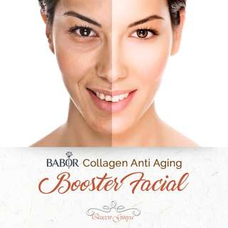 Collagen Anti-Aging Booster Facial