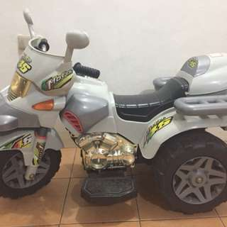 Motor for Toddler Rechargable