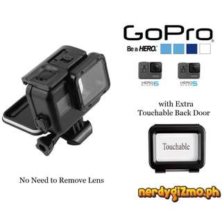 Blackout Dive Case For Gopro Hero 5 hero 6