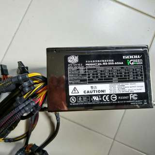 Coolermaster Power Supply Unit