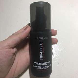 L'oreal Infallible Makeup Extender