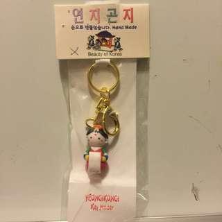 [割愛]韓國手工鎖匙扣