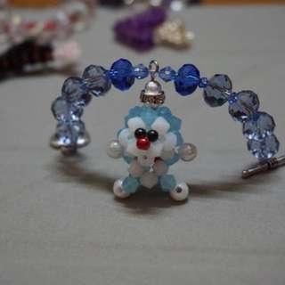 Beads Art - Doraemon