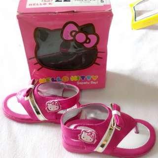 Sepati sandal bayi
