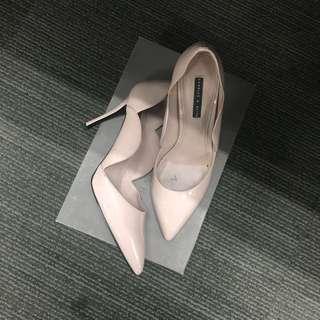 Nude Pink Stilettos
