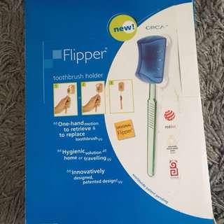 💖 Instock Flipper Toothbrush Holder