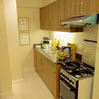 1BR34 SQM Condo At One Castilla Place