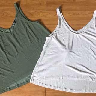 Cotton on basic tops bundle