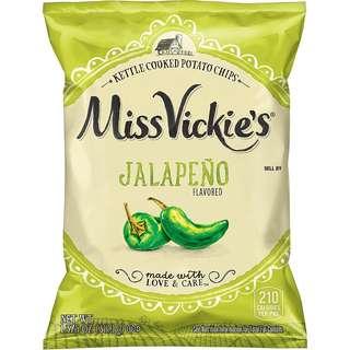 Miss Vickie's 薯片 (Jalapeno) 細包 38.9g