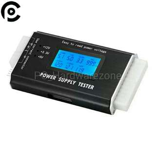 Digital LCD PC Power Supply Tester