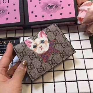 Gucci cat Short purse New Ver Original Quality