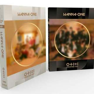 Wanna One Mini Album Vol. 2 - 0+1=1 (Promise You)