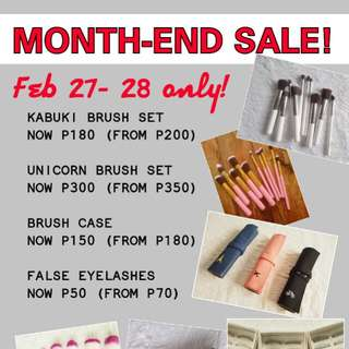 Sale! Beauty Tools
