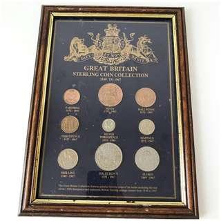 Antique Coins 1548-1967