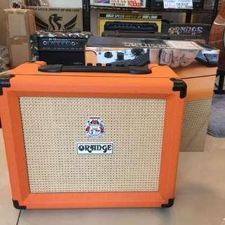 ORANGE 電吉他音箱 CRUSH 20RT 原廠公司貨