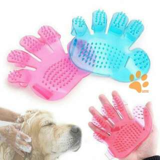 Pet Bath Massage Brush