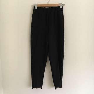 🚚 全新🔆黑色寬褲